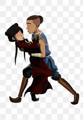 Aang - Sokka Aang Avatar YouTube Kiss PNG
