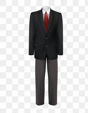 Men's Suits - Tuxedo PNG