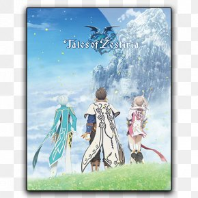 Tales Of Zestiria - Tales Of Zestiria Tales Of Berseria PlayStation 4 PlayStation 3 Role-playing Game PNG