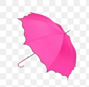 Umbrella - Umbrella Pink PNG