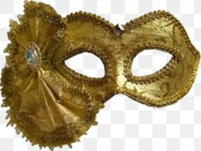 Mask - Mask Columbina Masquerade Ball Costume PNG