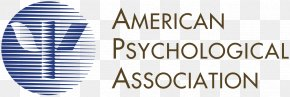 American Psychological Association Washington, D.C. Psychology Psychologist APA Style PNG