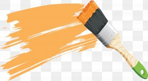 Brushes - Paintbrush Watercolor Painting PNG