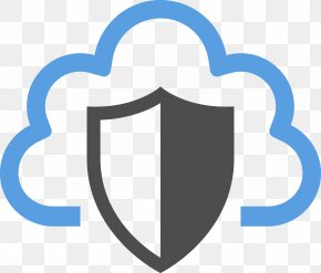 Cloud Service Security - Cloud Computing Server Data Center Infrastructure Management Icon PNG