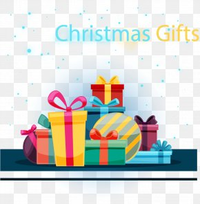 Christmas Gift - Christmas Gift Christmas Gift Box PNG