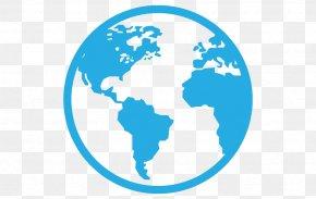 Globe - Globe Map World PNG