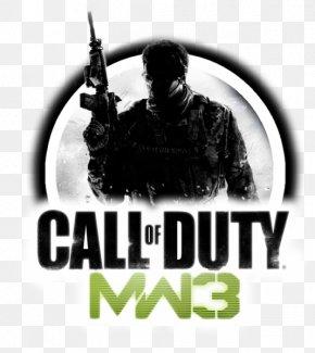 Call Of Duty - Call Of Duty: Modern Warfare 3 Call Of Duty 4: Modern Warfare Xbox 360 PlayStation 3 PNG