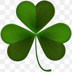 Shamrock - Ireland Shamrock Saint Patrick's Day Clip Art PNG