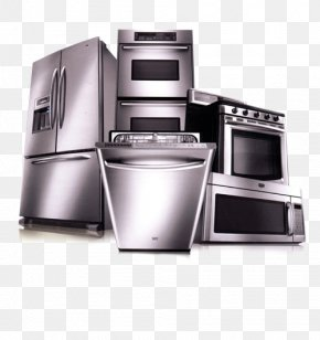 Home Appliances Background - Home Appliance Refrigerator Cooking Ranges Clothes Dryer Customer Service PNG