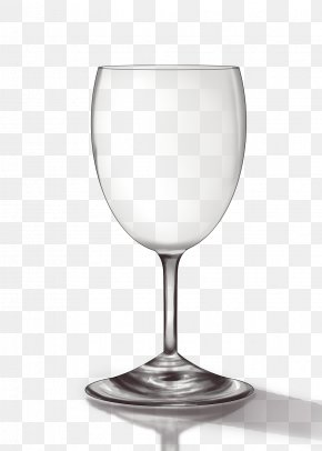 Red Wine Glass - Red Wine Wine Glass Computer File PNG