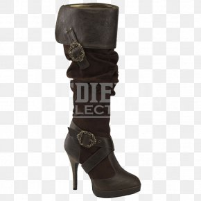 Boot - Riding Boot Caribbean Shoe Cavalier Boots PNG