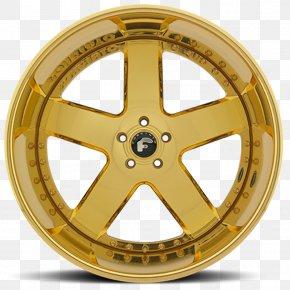 Car Wheel - Car Wheel Rim Forgiato Forging PNG
