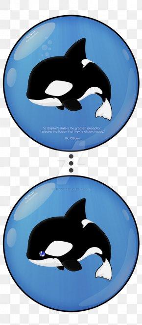 Dolphin - Killer Whale Dolphin Cetacea Clip Art PNG