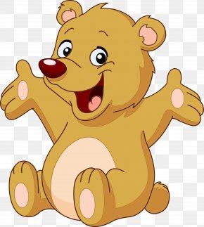 Brown Bear Teddy Bear - Teddy Bear PNG