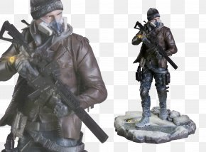Watch Dogs - Tom Clancy's The Division Tom Clancy's Ghost Recon Wildlands Video Game Figurine Xbox One PNG