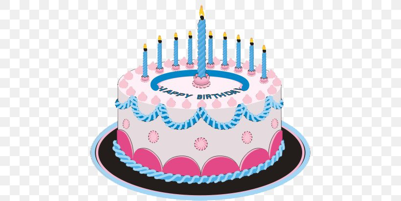 Admirable Birthday Cake Clip Art Png 451X412Px Birthday Cake Baked Goods Funny Birthday Cards Online Overcheapnameinfo