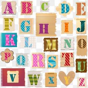 English Alphabet Cards - English Alphabet Letter Clip Art PNG