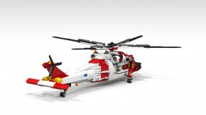 Helicopter - Helicopter Sikorsky Aircraft Sikorsky HH-60 Jayhawk United States Coast Guard PNG