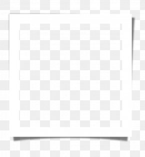 Frame Silhouette Frame Cartoon,White Square Of Paper - White Black Pattern PNG
