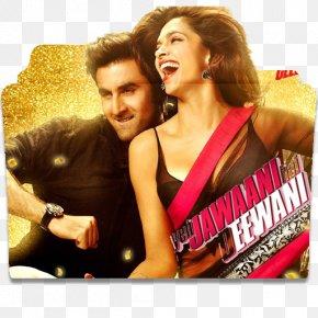 Ranbir Kapoor - Ranbir Kapoor Yeh Jawaani Hai Deewani Deepika Padukone Phata Poster Nikhla Hero YouTube PNG
