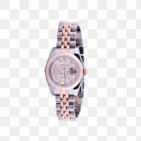Rolex Watch Watches Female Form - Rolex Watch Clock PNG
