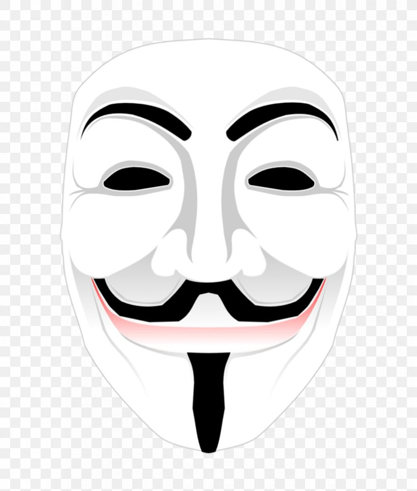 Guy Fawkes Mask Anonymous Clip Art, PNG, 824x969px, Mask, Anonymous, Face, Facial Expression, Guy Fawkes Download Free
