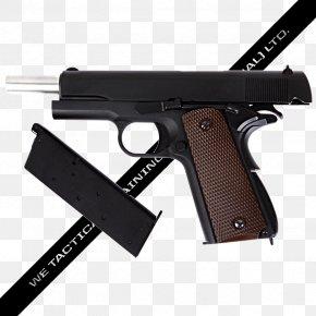 Handgun - Trigger Airsoft Guns Firearm Pistol PNG