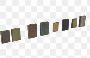A Row Of A Vintage Books - Book 3D Computer Graphics FBX Autodesk 3ds Max PNG