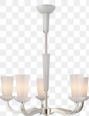 Household Household Model 3d Model - Chandelier Lighting Glass Sconce PNG