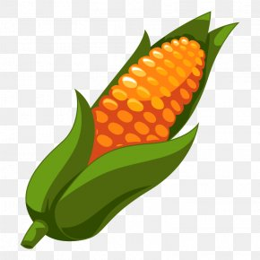 Ears Of Corn - Corn On The Cob Vector Graphics Image Clip Art PNG