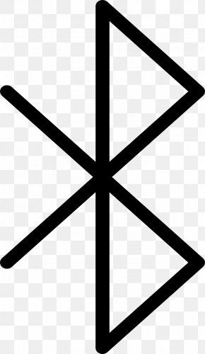 Bluetooth Logo - Bluetooth Symbol Icon PNG