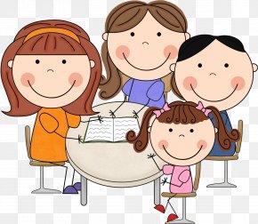 Teacher Communication Cliparts - Student School Parent-teacher Conference Clip Art PNG