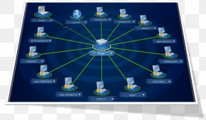 Computer - Modem Computer Network Digital Signal Computer Hardware PNG