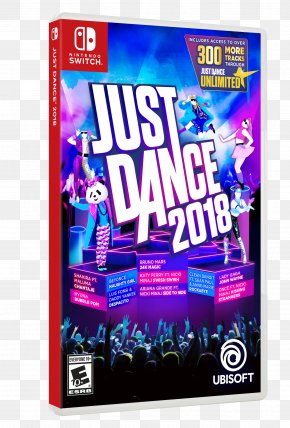 Just Dance Swish Swish - Just Dance 2018 Video Games Nintendo Switch Brand PNG
