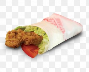 Hot Dog - Wrap Fast Food Chicken Fingers Hot Dog Sneaky Pete's PNG