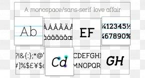 Lucida Sans Unicode Typeface Sans-serif - Typeface Monospaced Font Sans-serif Font PNG