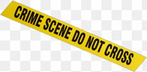 Police Tape - Adhesive Tape Do Not Cross Barricade Tape Police Line PNG