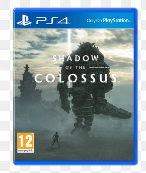 Shadow Of The Colossus - Shadow Of The Colossus PlayStation 4 Video Game Sony Interactive Entertainment PNG