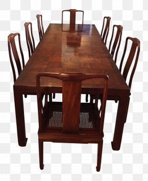 Table - Table Chair Dining Room Matbord PNG