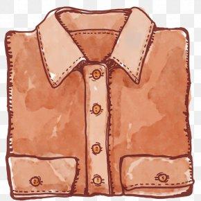 Vector Men's Dress Shirts - Shirt Clothing Formal Wear PNG
