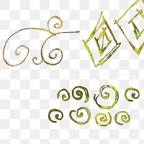 Jewellery - Clip Art Body Jewellery Number Angle PNG