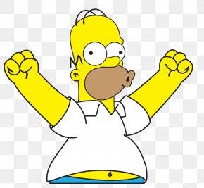 Homer Simpson PNG - Homer Simpson Bart Simpson T-shirt O'Fish'ial Charters Of Alaska D'oh! PNG