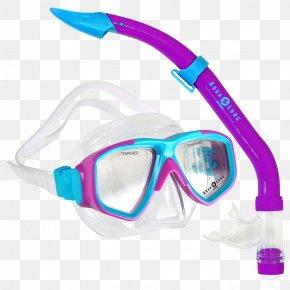 Bali Snorkeling Pov - Goggles Diving Mask Snorkeling Image PNG