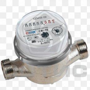 Water - Water Metering Counter Measuring Instrument Water Supply PNG