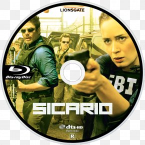 United States - Sicario Blu-ray Disc United States Film Criticism PNG