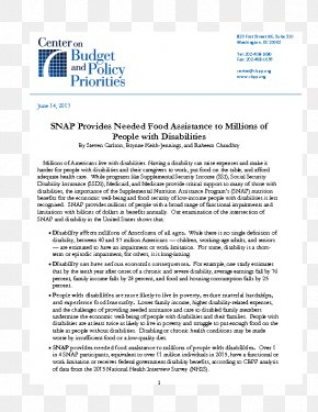 United States - Supplemental Nutrition Assistance Program United States Center On Budget And Policy Priorities Supplemental Security Income PNG