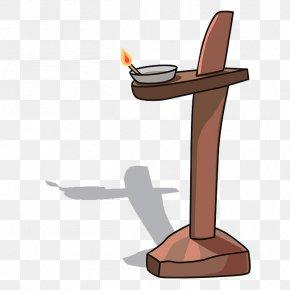 Ancient Cartoon Lamp Oil - Cartoon Ancient History PNG