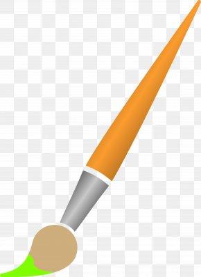 Brushes - Paintbrush Clip Art PNG