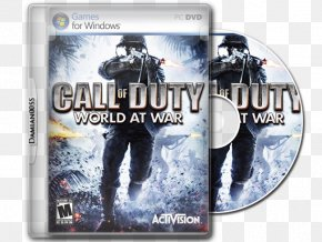 Call Of Duty World At War - Call Of Duty: World At War Call Of Duty: Black Ops Call Of Duty: Zombies Call Of Duty: WWII Call Of Duty 4: Modern Warfare PNG