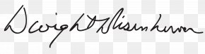 Signature - Denison Dwight D. Eisenhower Presidential Library, Museum And Boyhood Home President Of The United States Soldier General Of The Army PNG